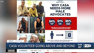 Kern's Kindness: CASA advocate going above and beyond