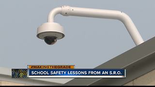 Making the Grade: School safety lessons from an SRO
