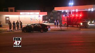 Alleged drunk driver arrest in hit & run - Video