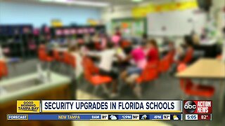 Florida schools now following school security mandates per MSD Public Safety Act