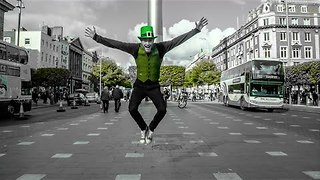 This Leprechaun is Going to Show you Around Dublin! - Video