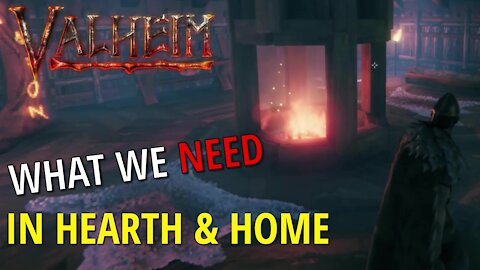 Thing We Need Added In Hearth And Home - Valheim