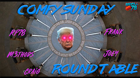 Comfy Sunday Roundtable WSG - Craig Mason, Joey Mormann & Quite Frankly