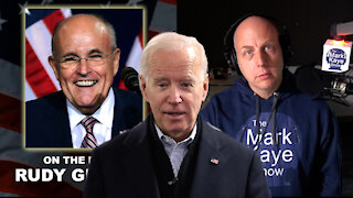GIULIANI UNLOADS ON BIDEN!!!