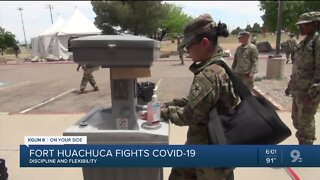 How Ft. Huachuca fights COVID-19