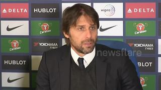 Conte, Hodgson and Wenger react after wins - Video