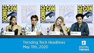 Top Trending Tech Headlines 5.11.20