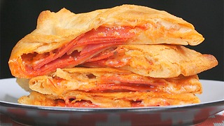 Pepperoni Pockets - Video