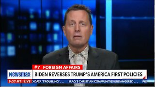Former Acting DNI Richard Grenell States Trump Is The Real President!