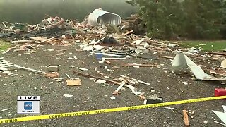 Waupaca County House Explosion latest