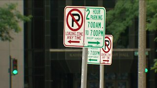 Parking restrictions back in place in Milwaukee