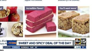 Add some sweetness and a kick to your Valentine's Day! - Video
