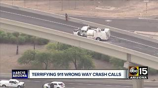 911 calls, pictures from deadly wrong-way crash - Video