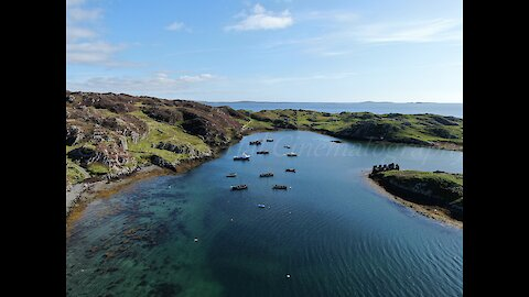 Inishbofin Island. Timeless, Tranquil & Unspoilt