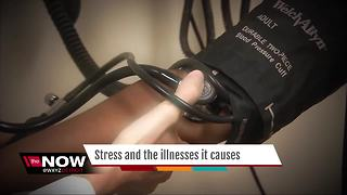 Ask Dr. Nandi: This is how stress makes us sick - Video