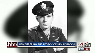Kansas City remembers Henry Bloch