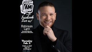 Robinson Lynn discusses Momentum Education on AM Wake-Up Call