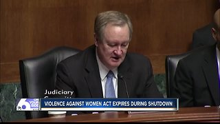 Violence Against Women Act expires due to government shutdown