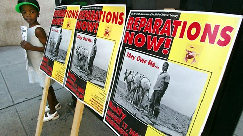 Many 2020 Dems Say They Back Reparations — But What Does It Mean?