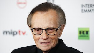 Talk Show Host Larry King Hospitalized With COVID-19
