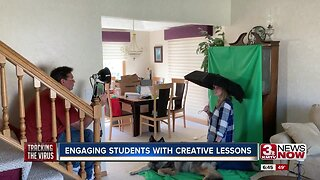 Engaging students with creative lessons