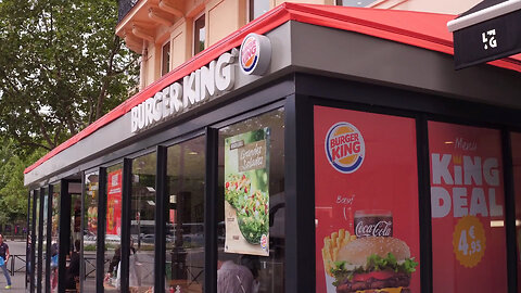 Conservative Group Slams Burger King for Using 'the D-Word' in Ad