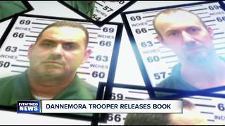 NYSP officer writes book about 2015 manhunt - Video
