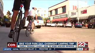 Bike Your Park Day presented by Bike Bakersfield - Video