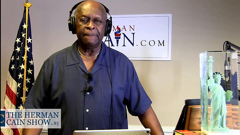 The Herman Cain Show Ep 1