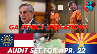 Forensic Audit Date Set In AZ, GA Audit Trouble, Stacey Abrams Org Subpoenaed In Ethics Complaint