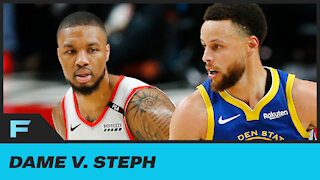 Damian Lillard Finally Addresses Constantly Being Compared To Steph Curry