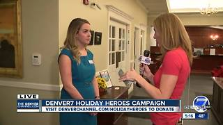 Denver7 Holiday Heroes Campaign - Video