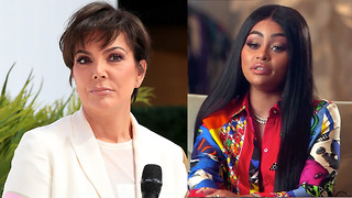 Kris Jenner Forbids Rob Kardashian From Getting Back With Blac Chyna!