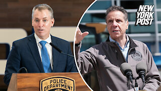 Shea 'stopped listening a long time ago' to Cuomo's subway crime worries