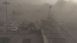 Dozens Killed in North India Dust Storms