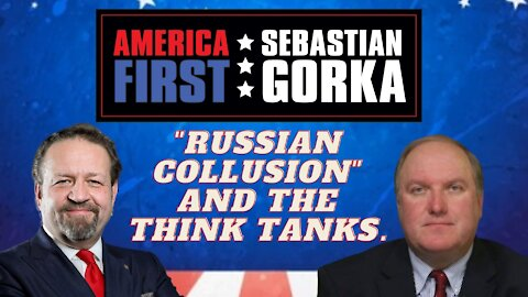 """""""Russian collusion"""" and the think tanks. John Solomon with Sebastian Gorka on AMERICA First"""