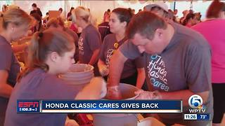 Honda Classic Cares Gives Back - Video