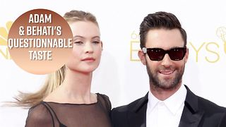 Adam and Behati bought a really cheesy mansion - Video