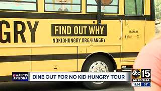 Fighting childhood hunger on wheels - Video