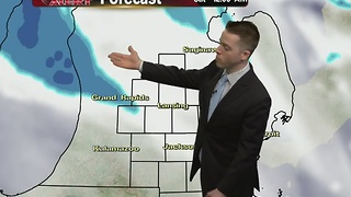 Dustin's First Alert Forecast 12-30 - Video