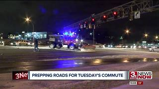 Cold temperatures could impact Tuesday's morning commute - Video