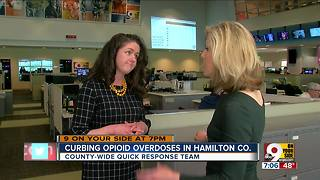 Curbing opioid overdoses in Hamilton County - Video