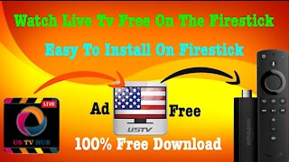 USTV Pro: Free Premium Live Tv For Your Firestick!!!