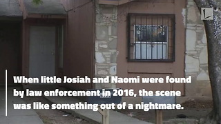 Children Rescued From House Of Hell, Found Chained In Yard Like Dogs - Video