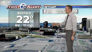 7 First Alert Forecast - 0316 5am - Video