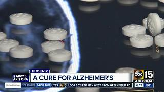 New pill could help Alzheimer's patients - Video