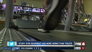 Lee Health offers tips to keep you from getting sick at public gyms