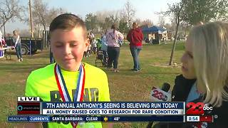 7th Annual Anthony's Seeing Is Believing Run - Video