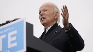 President-elect Biden Campaigns For Georgia Democrats