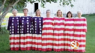FLAGS ACROSS AMERICA: Book's co-author shares inspiration behind American history photo book